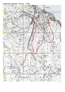 mappa goloritze